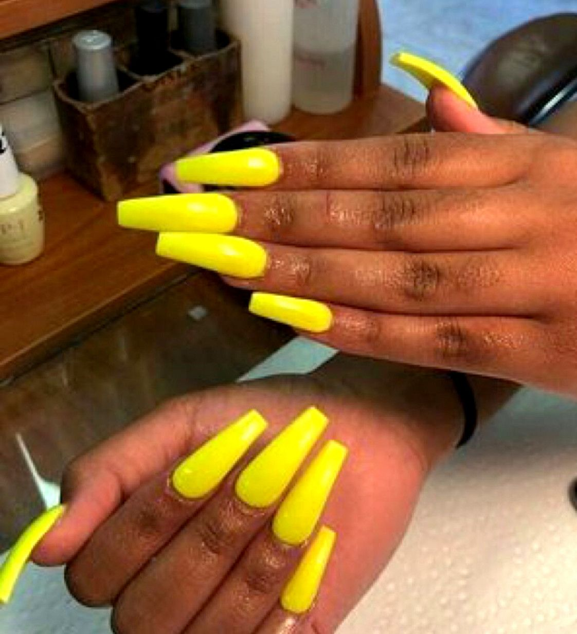 How to choose your fake nails simple acrylic nails