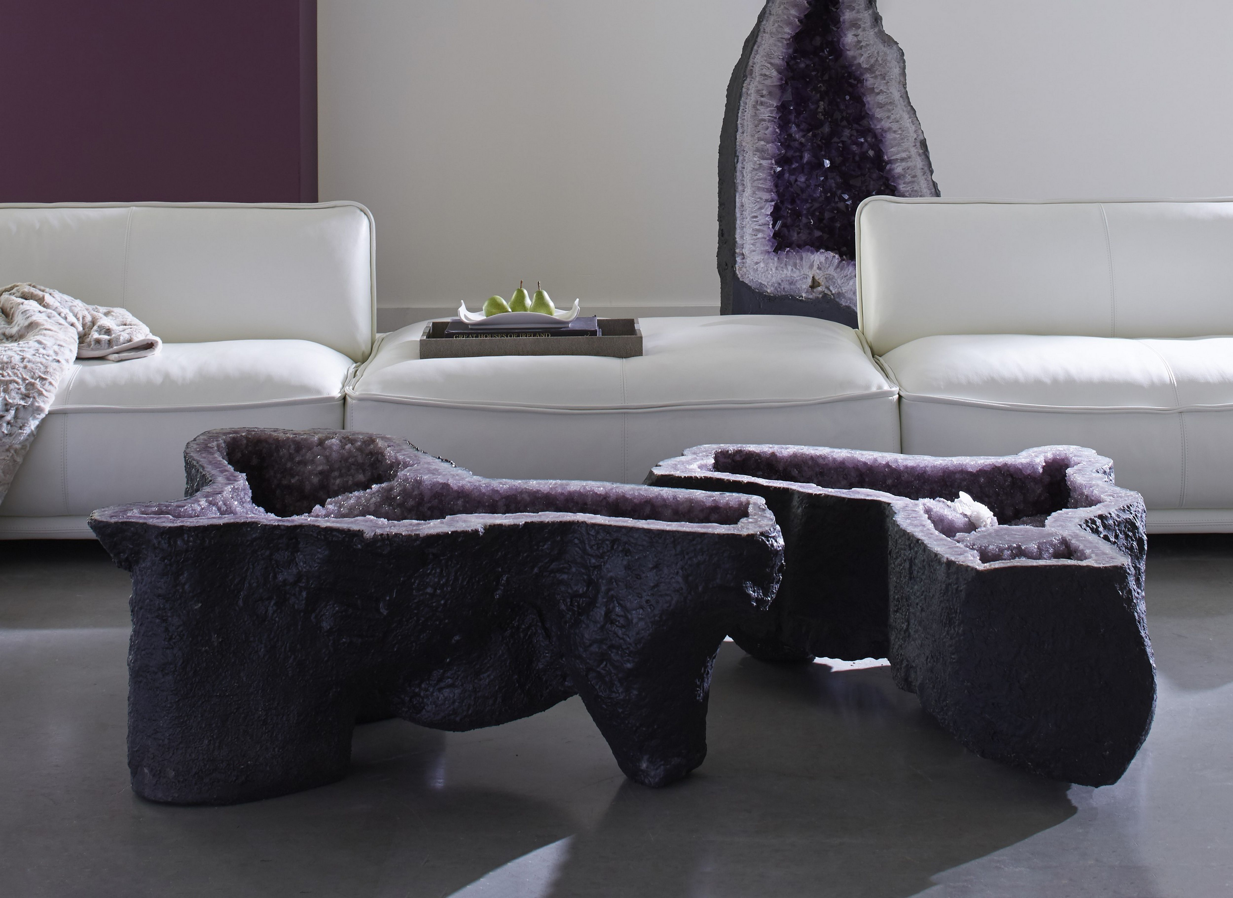 Amethyst Coffee Tables By Phillips Collection Phillipsco