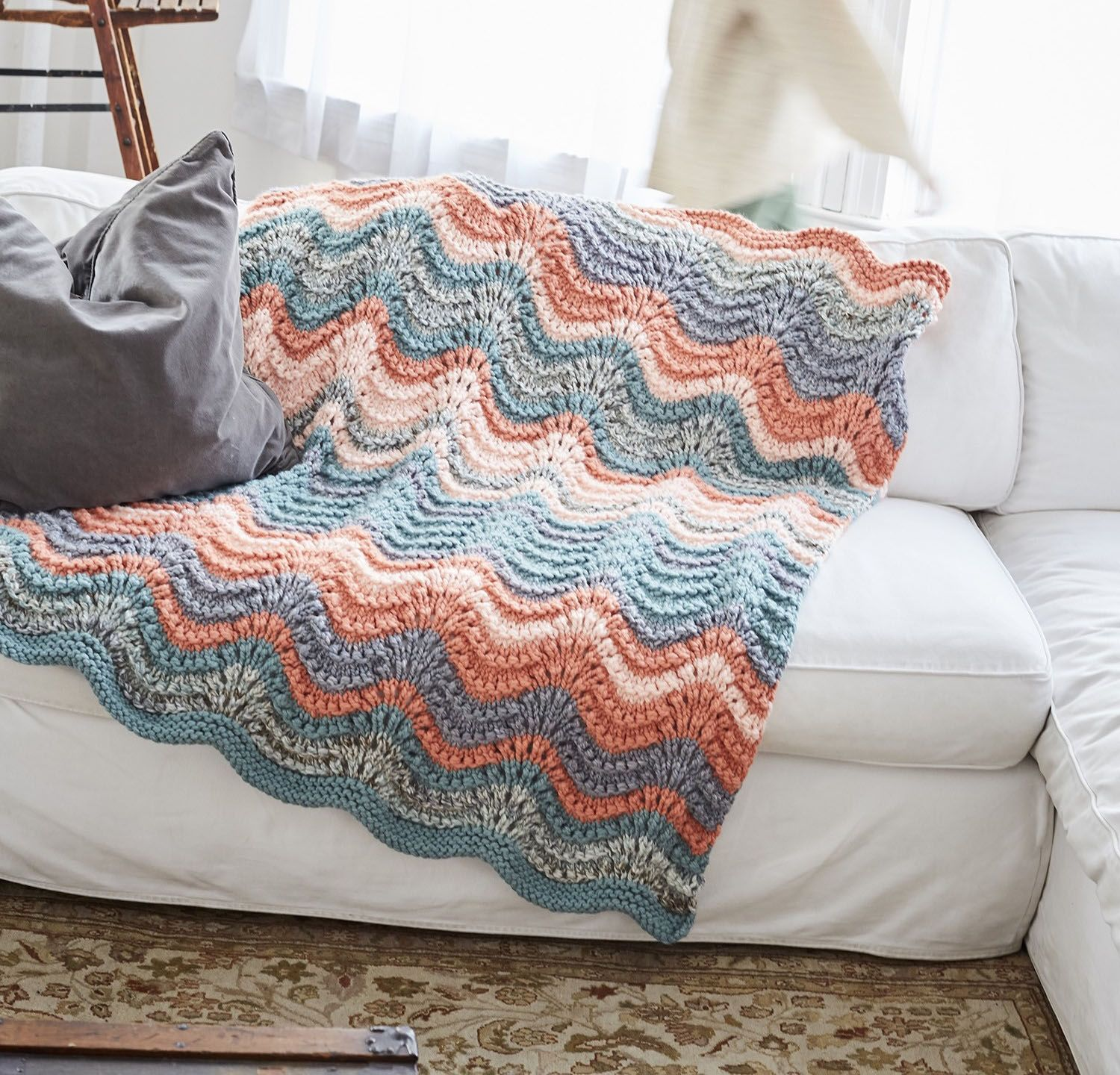 9 Free Afghan Patterns You'll Want To Make Now #afghanpatterns