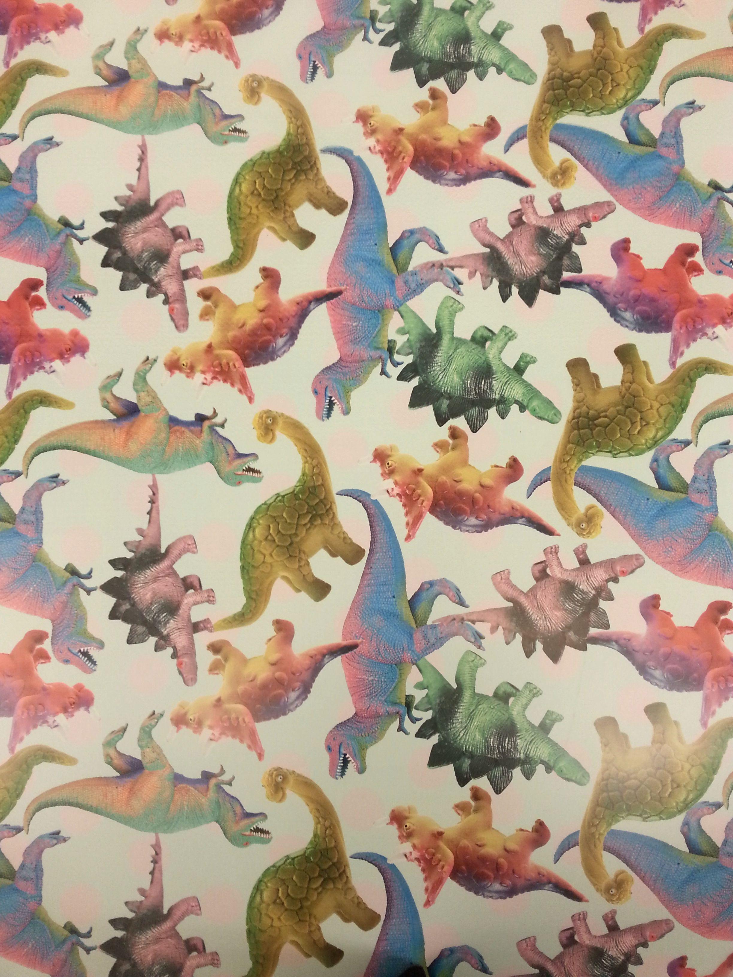 Dinosaur wallpaper wall treatments pinterest wallpapers and dinosaurs - Paperboy dinosaur wallpaper ...