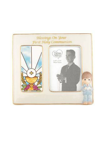 Precious Moments Blessings On Your First Holy Communion Boy Frame