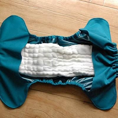 Flip Style Diaper Cover {Baby}