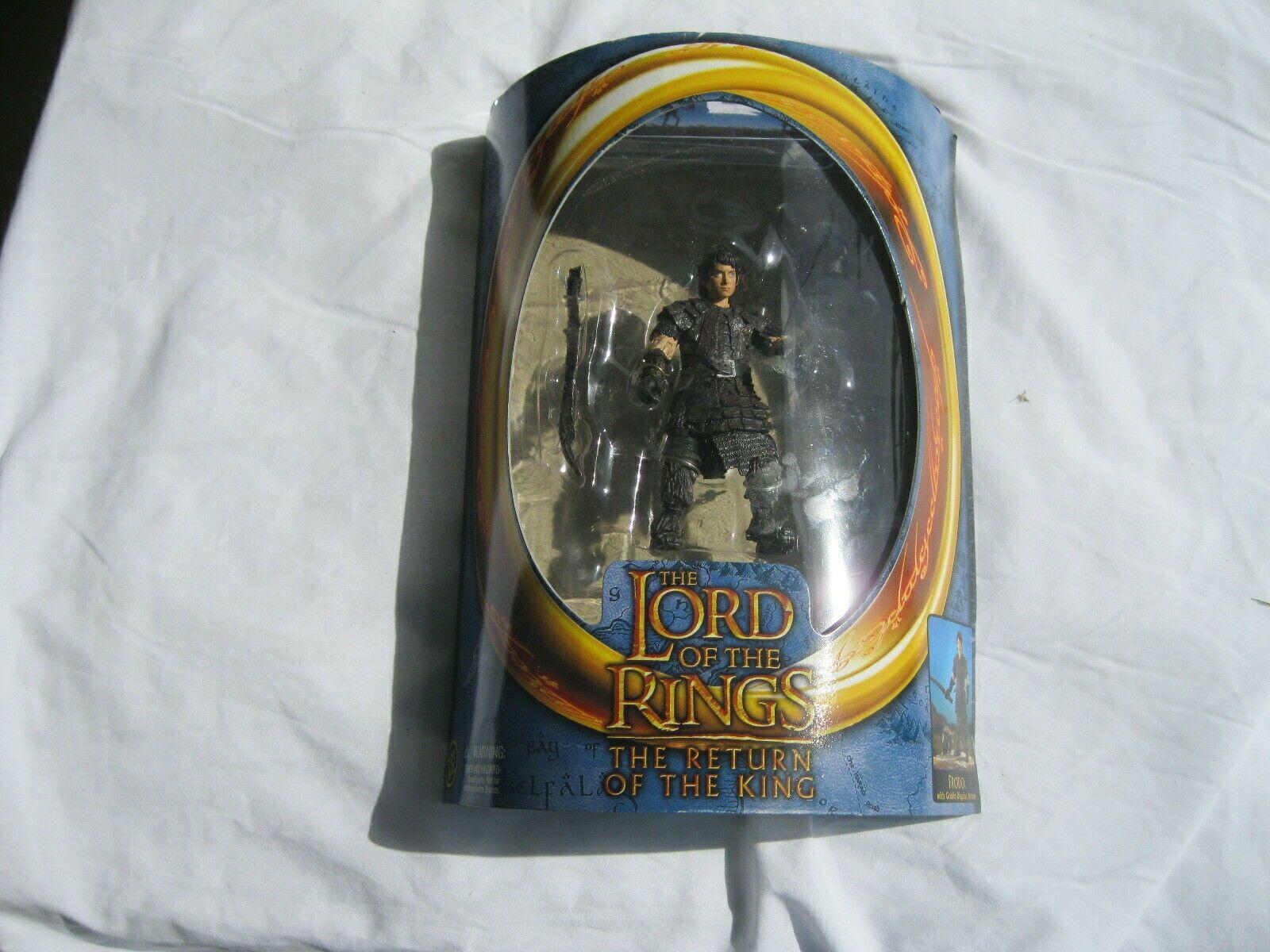 Frodo in Goblin Armor Return of the King 6 Figure