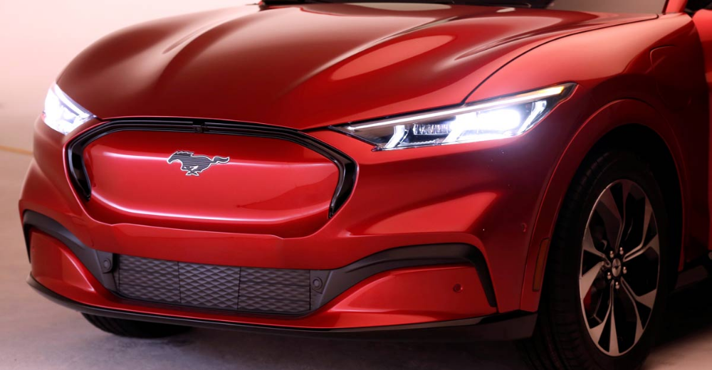 Ford Bets On An Electric Mustang To Charge Its Turnaround Mustang Ford Mustang Sport Utility Vehicle