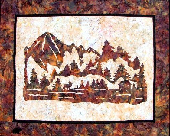Wild quilt patterns wildlife & western quilting patterns from