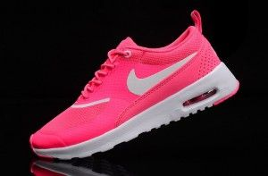 Nike Air Max Thea Schuhe Frauen Drucken Pink Weiß | Step