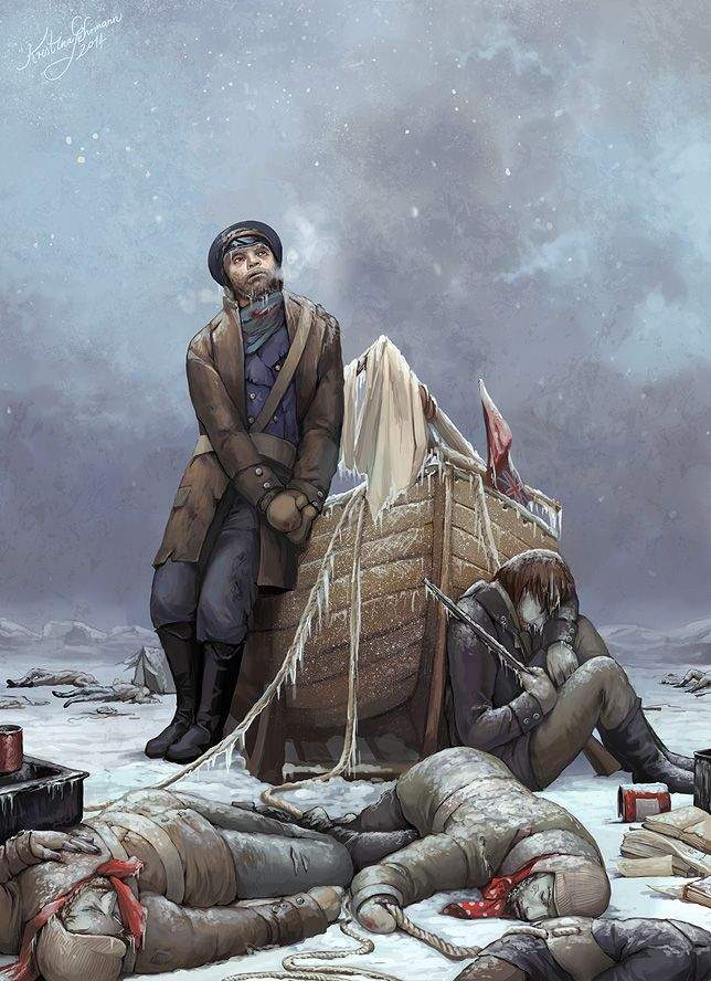 Image result for franklin's expedition