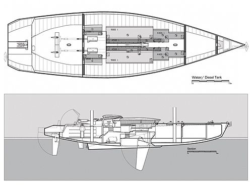 Uber Boat Pangaea Exploration Vessel Yahta