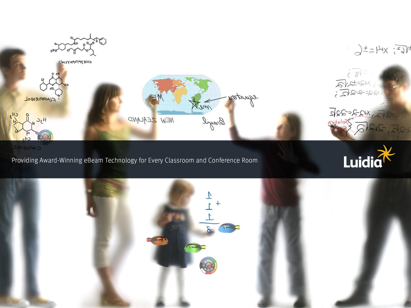 The most powerful interactive white boarding solution | eBeam Edge+ brings interactivity to any surface, quickly transforming your classroom or meeting room into a dynamic and fully interactive environment. http://www.e-beam.com/home.html
