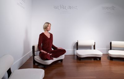 Creating A Meditation Space tips for creating a meditation room in your house - chicago beauty