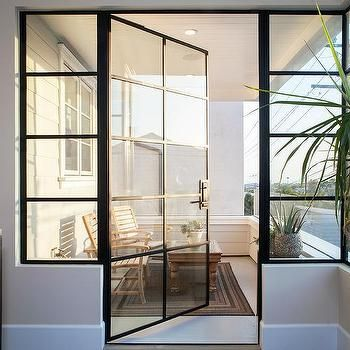Steel And Glass Balcony Door Balcony Doors External Glass Doors Glass Balcony