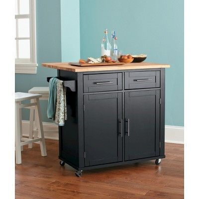 thresholda kitchen island target mobile large with wood top and ...