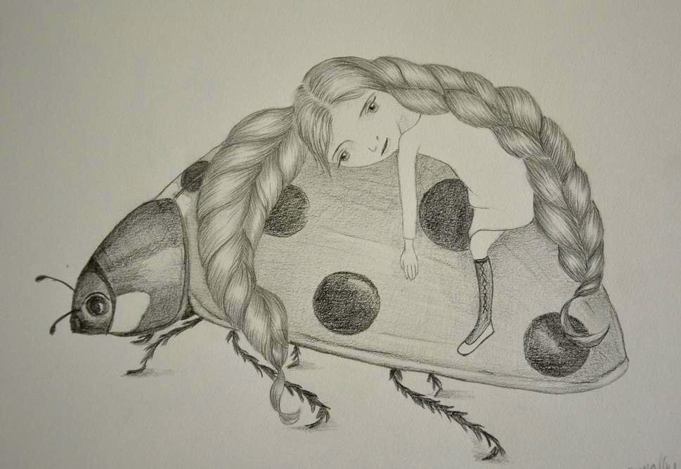 ilustracja mojego autorstwa  - ewa krukowska