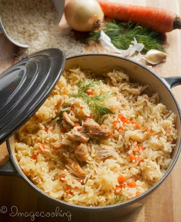 Chicken With Rice Recipe All In One Pot A Meal In One Pot Recipe Recipes One Pot Meals Healthy Recipes