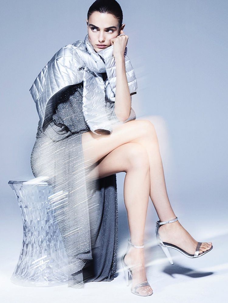 289759772d Blanca Padilla Poses in Elegant Styles for Yo Dona Spain