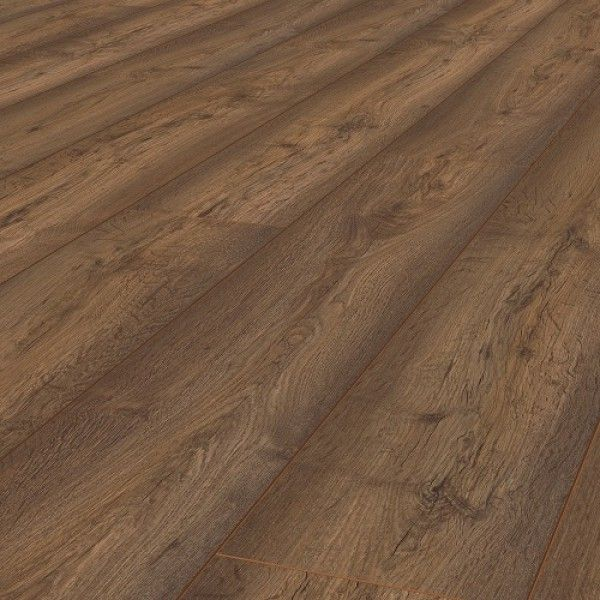 Wallington Dark Oak Premium Extra Flooring 12mm Premium Extra 12mm