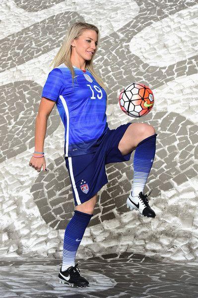 Julie Johnston Photos Photos Usoc Portraits For Rio2016 Women S