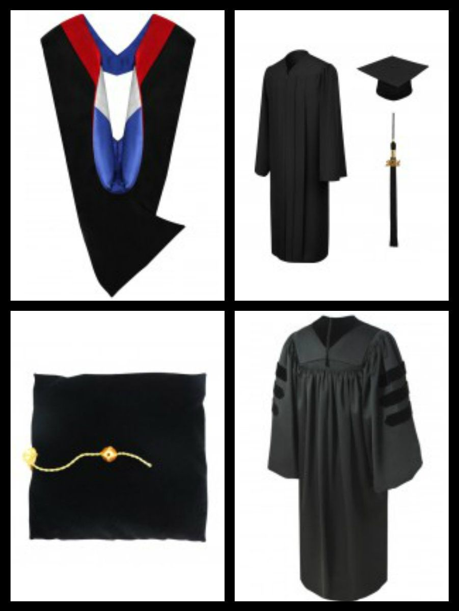 From stoles and gowns, to caps and tassels, to honor cords and hoods ...