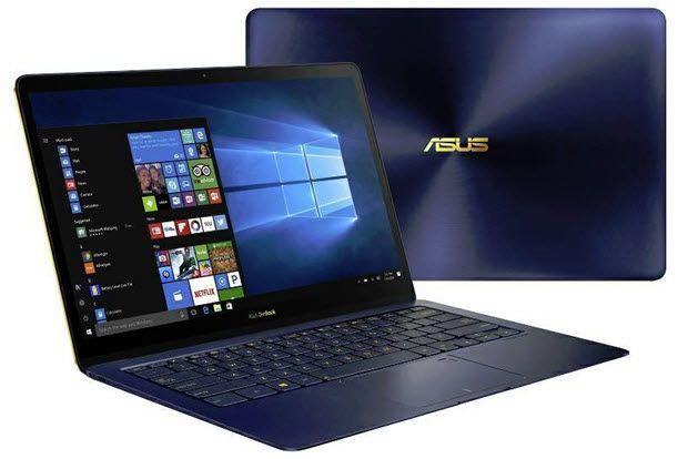 Asus Has Released Its Zenbook 3 Deluxe Laptop Asus Hd Notebook Asus Laptop