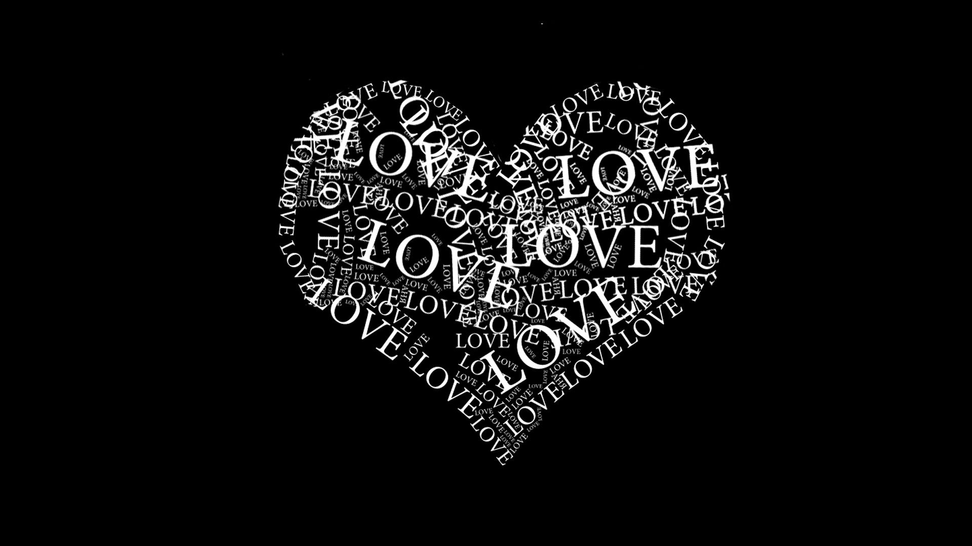 Wallpapers For > Cute Black And White Love Backgrounds