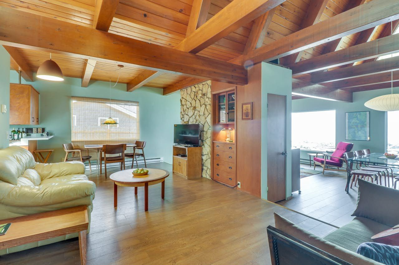Coupeville waterfront comfort 3 bd vacation rental in
