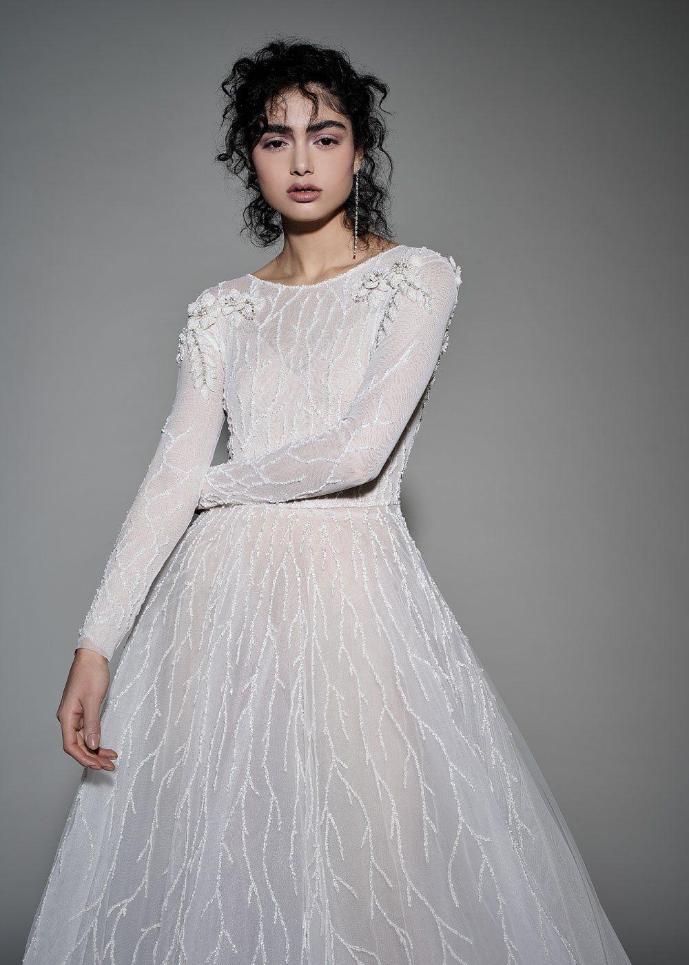 Chana Marelus Bridal #tznius #modest | Modest (tznius) Wedding Gowns ...