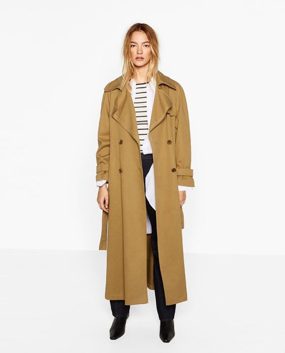 9d52e501 OVERSIZED TRENCH COAT #JOINLIFE - Editorial-JOIN LIFE-WOMAN | ZARA United  States