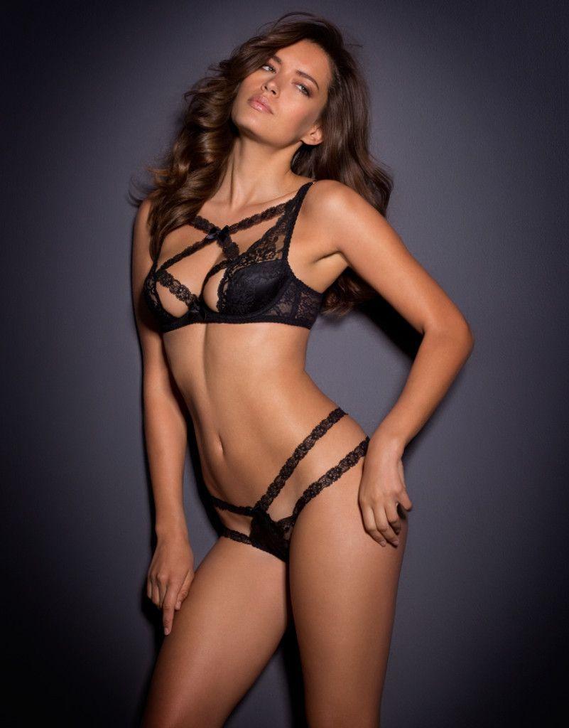 588beb5632 Michea Crawford – sexy Agent Provocateur lingerie pics  Part 2 ...