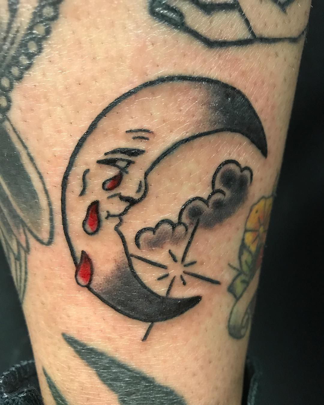 Cry Tears Mr MoonFun Little Jammer from tonight So pumped to get