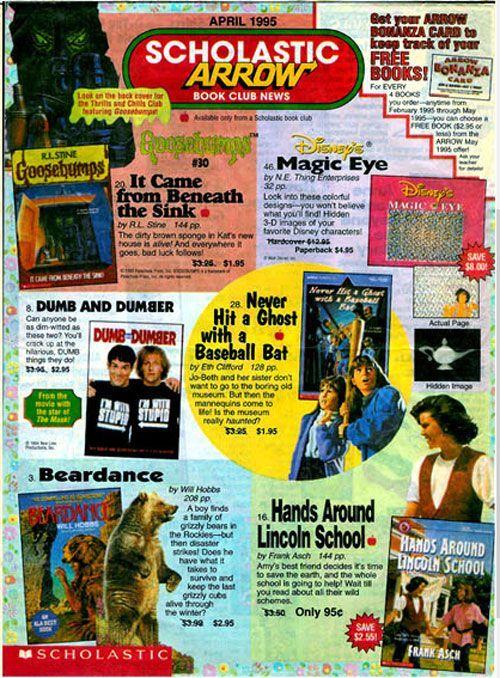 Image result for scholastic book order form | Childhood ...