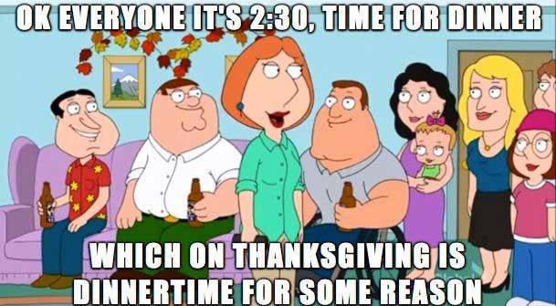 Thanksgiving Turkey Meme Funny