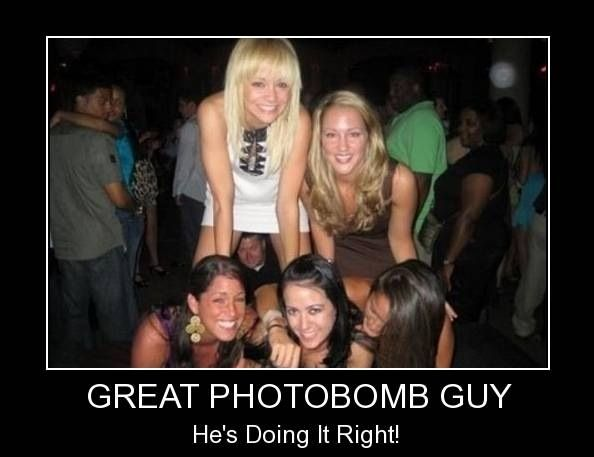 Girls Night Out Quote: Girls Night Out Photobomb