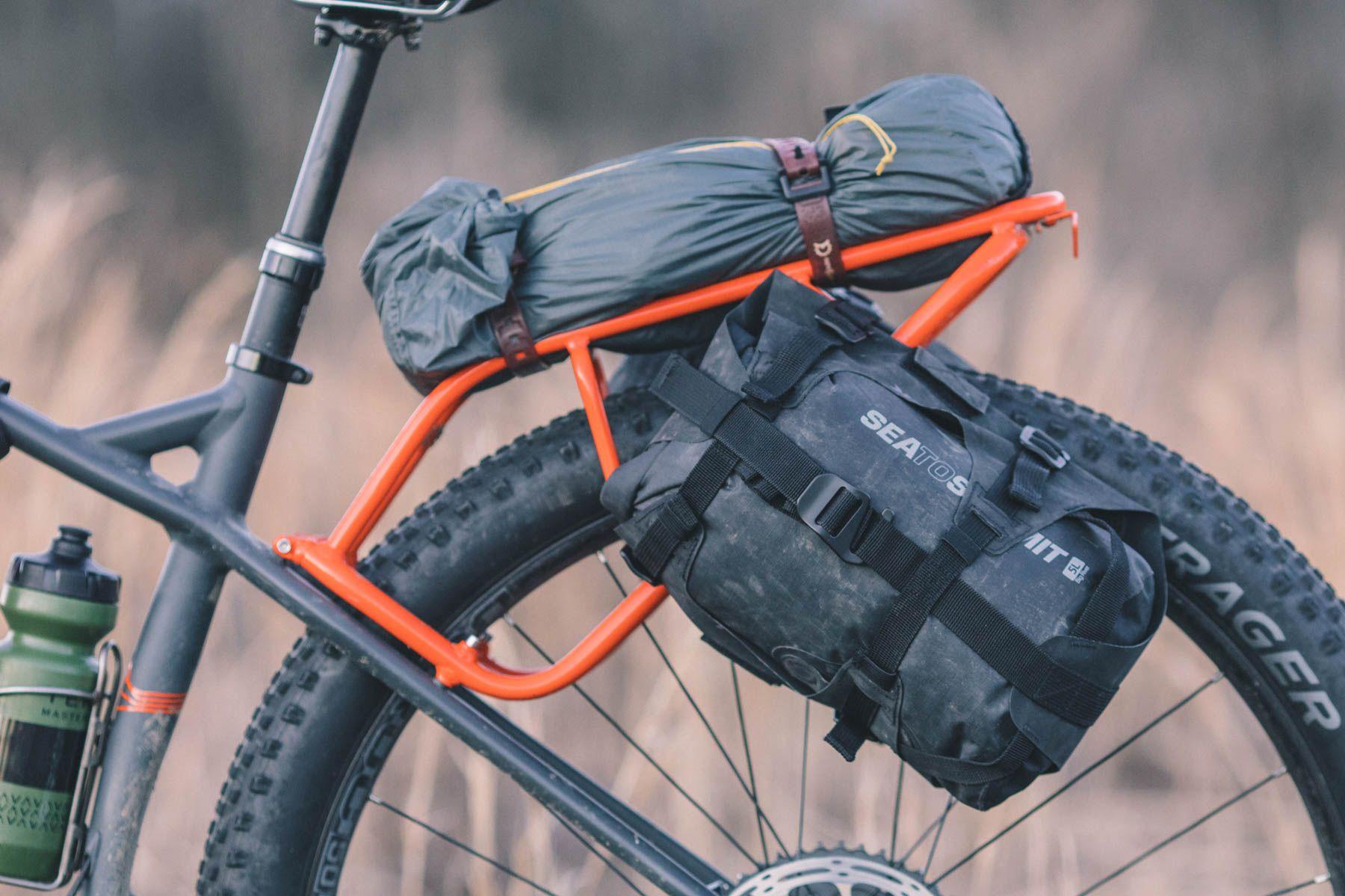 Trek 1120 Review Bikepacking Com Bicycle Workout Bicycle Camping Touring Bike