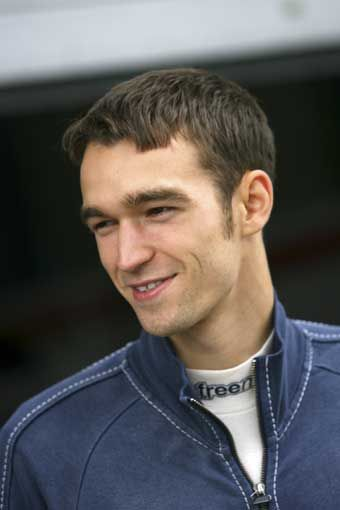 Keeping fit, healthy and focused on Harry Tincknell Racing