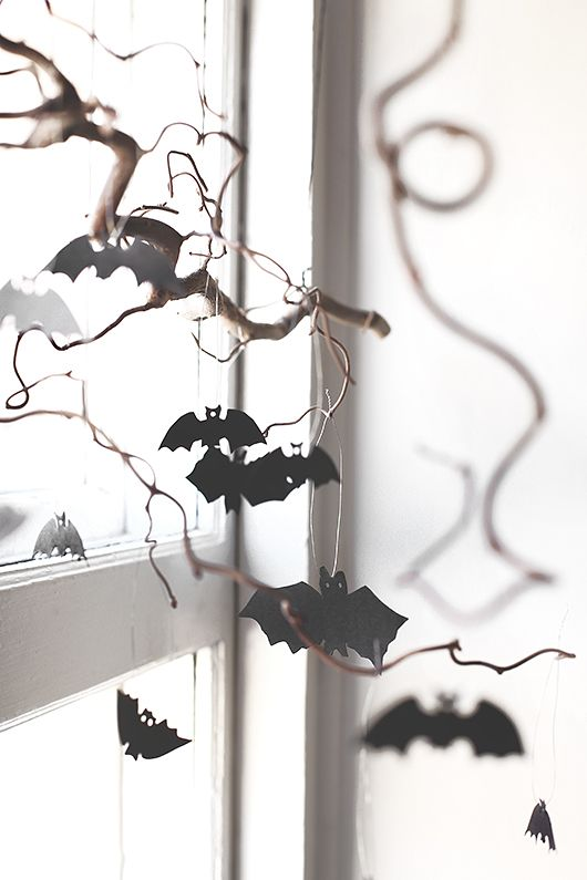 Halloween crafts of Frida Ramstedt / Trendenser - Household Units