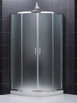 Neoscape Gs 34 X 72 Neo Angle Hinged Shower Enclosure Neo