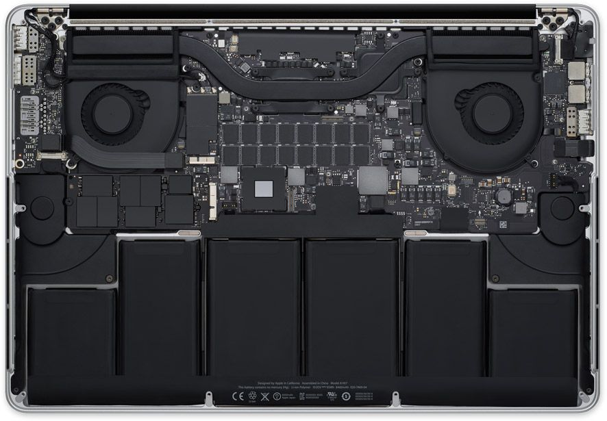 We designed every aspect of the all-new MacBook Pro with