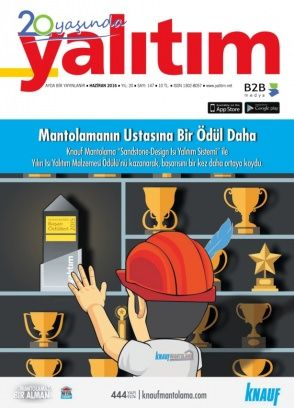 Get your digital copy of Yalıtım Magazine - Haziran 2016 issue on Magzter and…