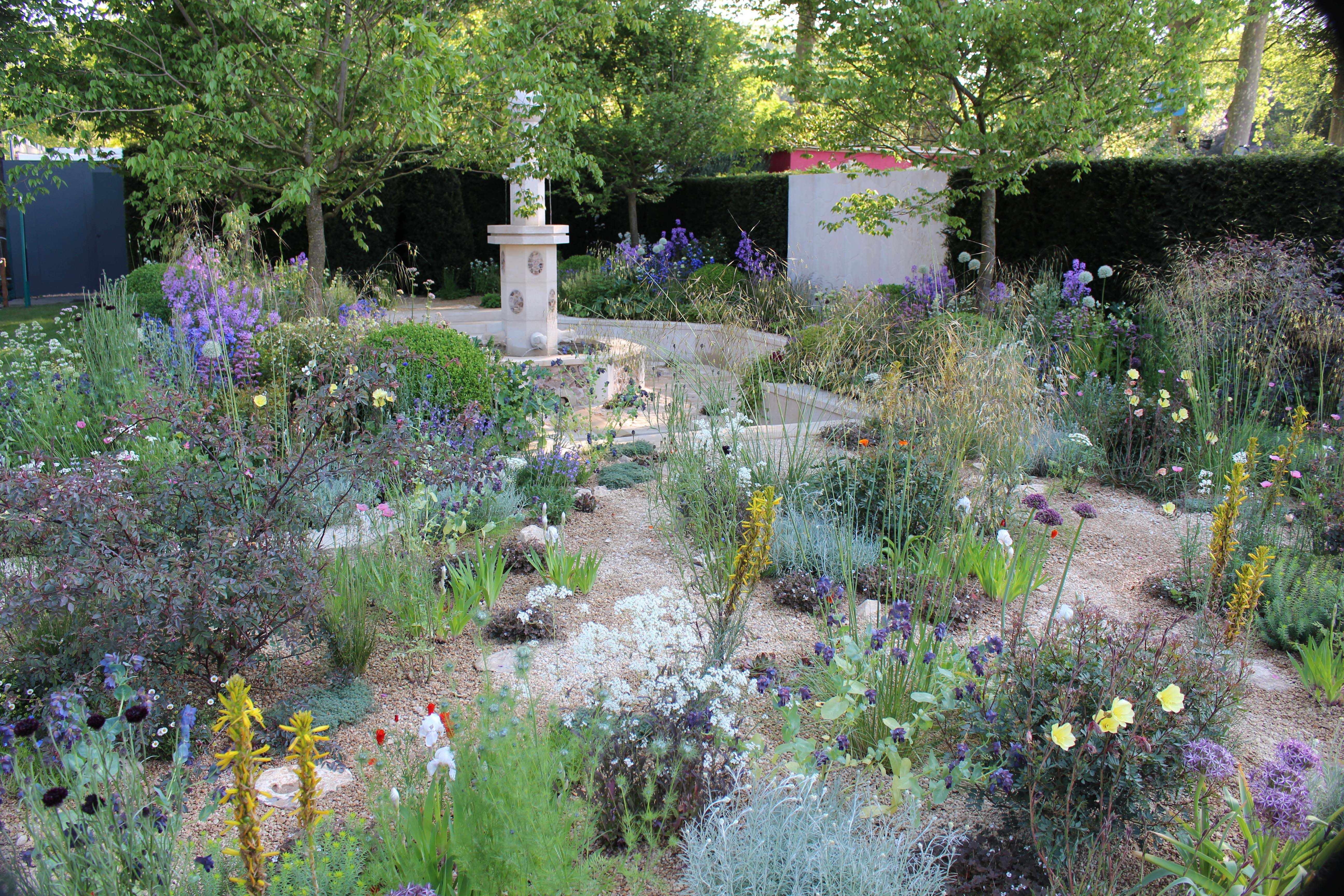 Cleve West's 2014 RHS Chelsea Flower Show Garden (With