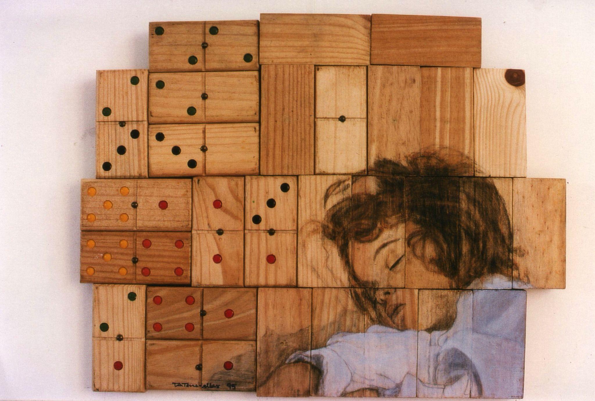 Domino by Carlota Delgar. Nens/Children/ infants from Catalunya.