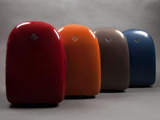 Stefano Giovannoni: Mouse Luggage