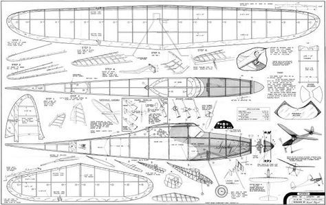 Model Airplane Plans