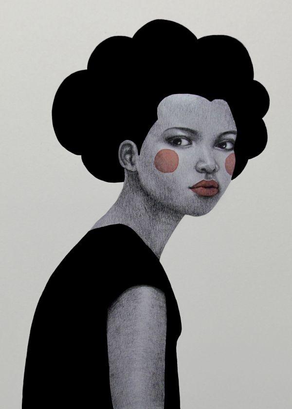 Amazing artwork by Sofia Bonati