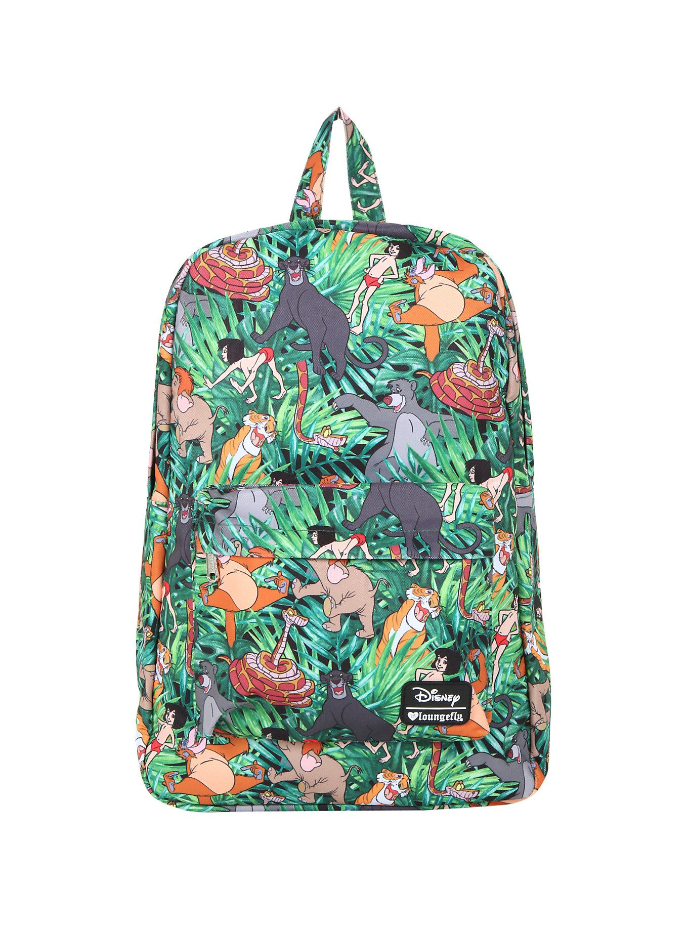 721c9d6e626 Loungefly Disney The Jungle Book Print Backpack