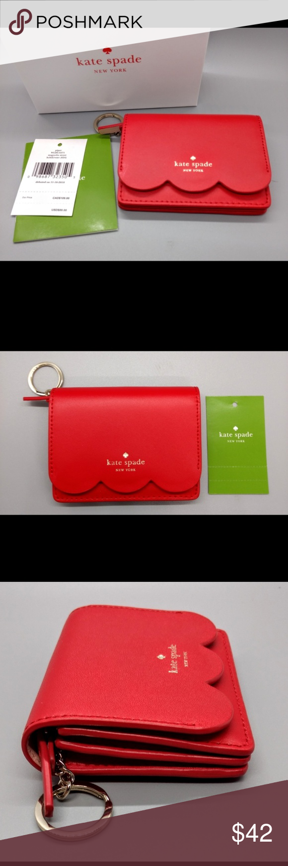 598bd3c919e0 NWT Kate Spade Magnolia Street Piper Wallet Brand new with tag and ...