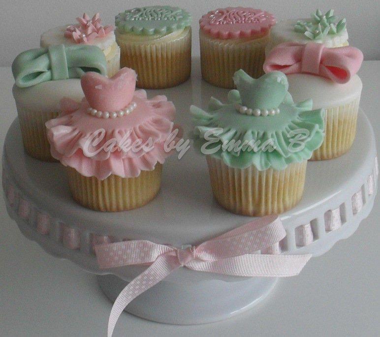 Girly birthday cupcakes cake by cakesbyemmab birthday