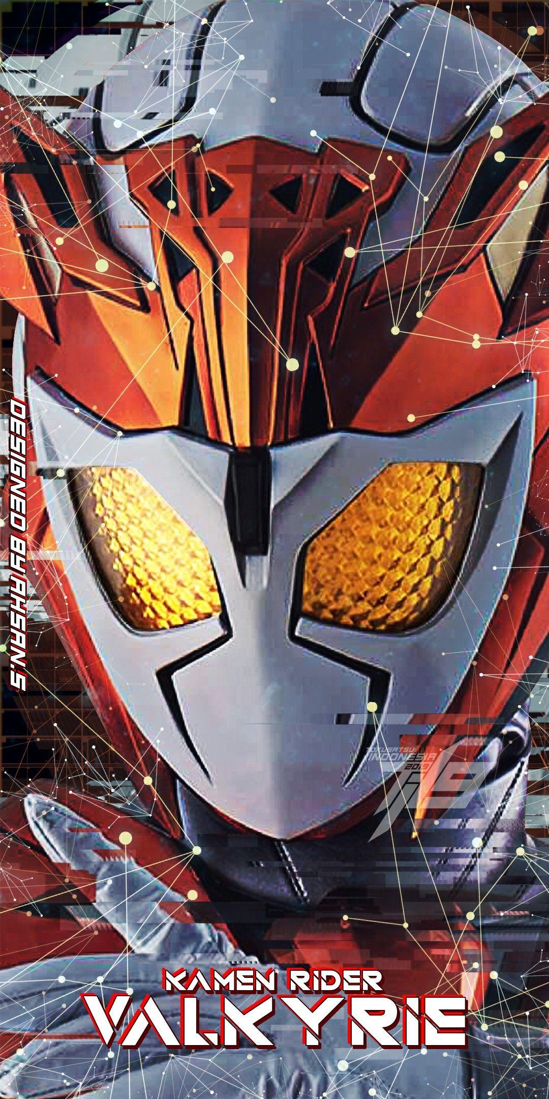 Wallpaper Kamen Rider Era Reiwa Name Kamen Rider Valkyrie Tv