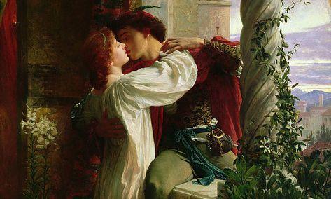 Las historias de amor más románticas en la pintura – Los mismos ojos – Medium