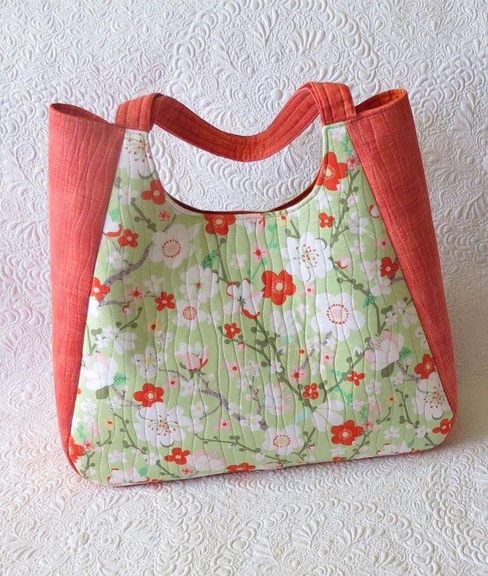 Chantal tote bag pattern   Tote bag patterns, Tote bag and Patterns