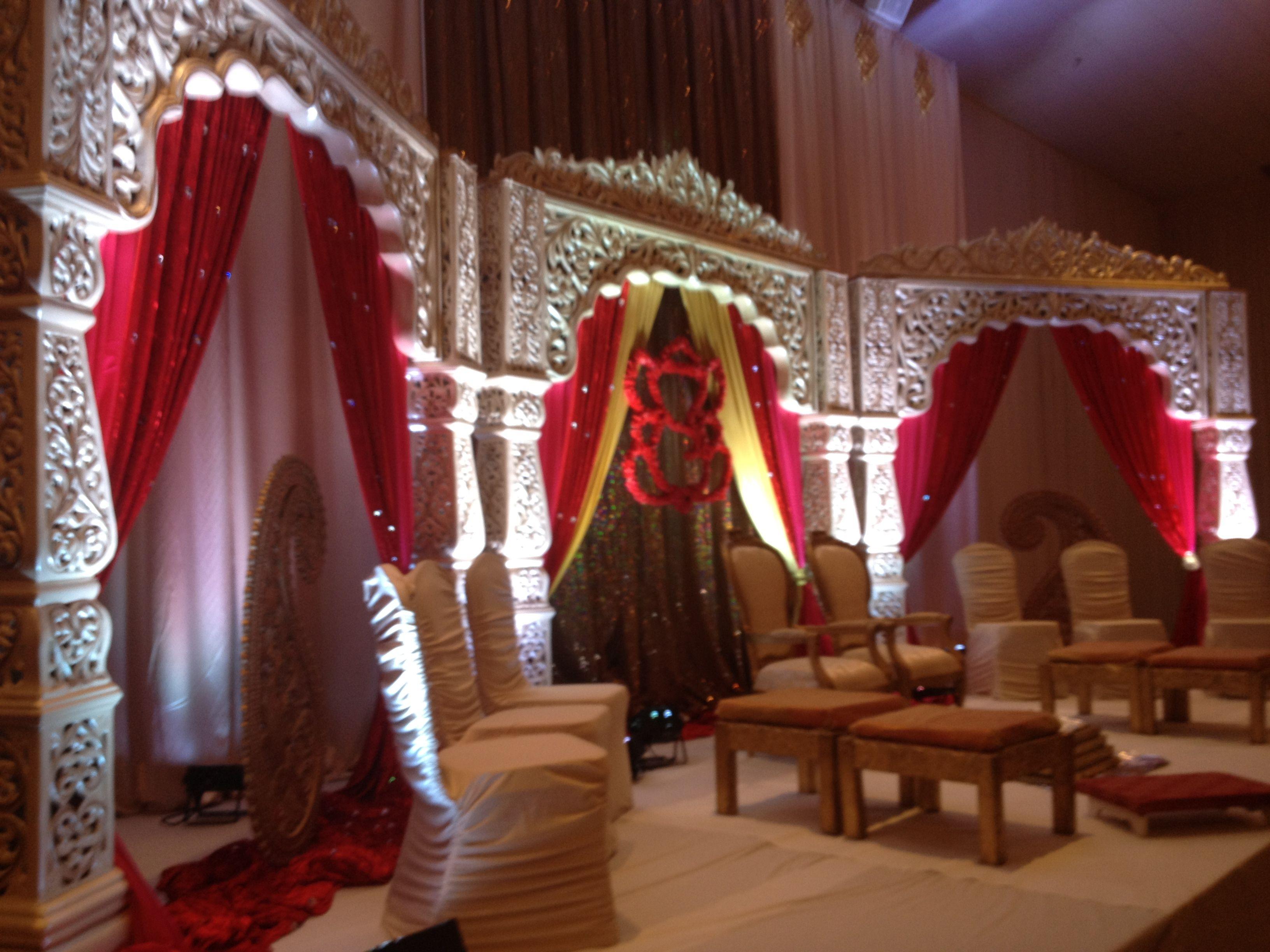 522 best toronto indian weddings decor mandaps images on pinterest